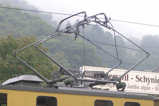 Difference Between Pantograph and Third Rail System, Applications