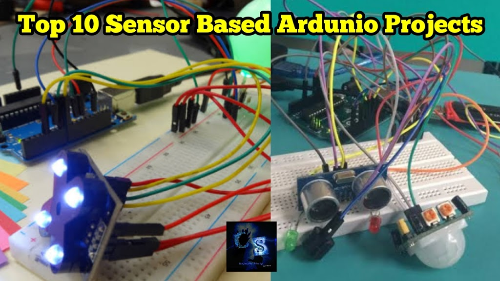 Top 10 Sensors Projects With Arduino 2019 | Final Year Students