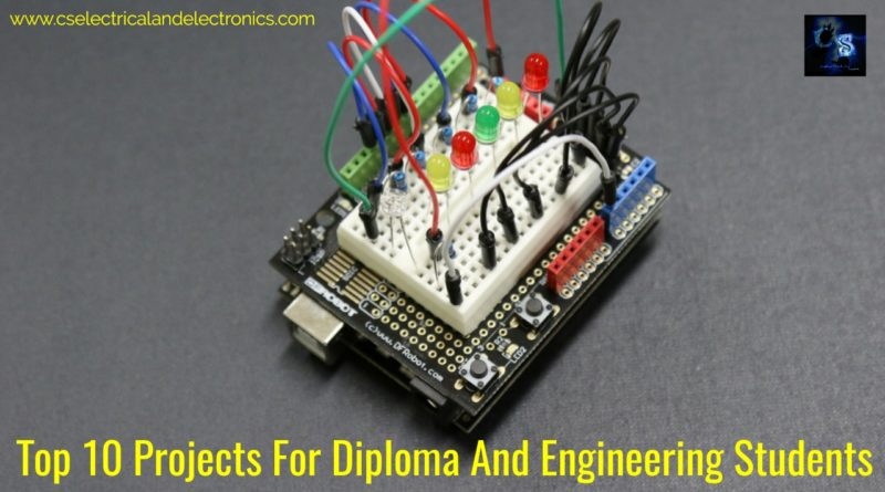 Diploma and engineering projects