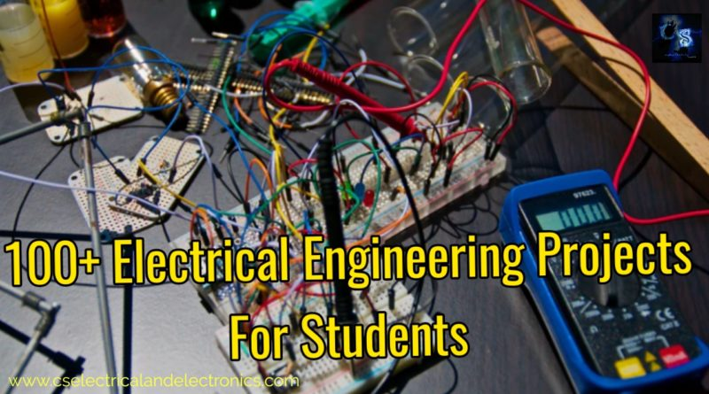 Electrical Engineering Projects For Students
