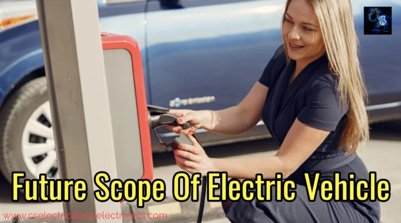 future scope of electric vehicle