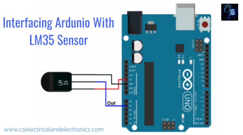 temperature with arduino