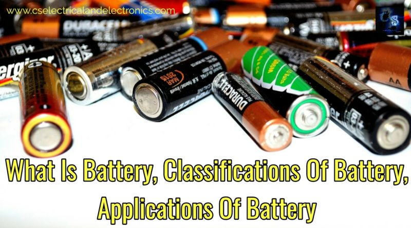 What is battery
