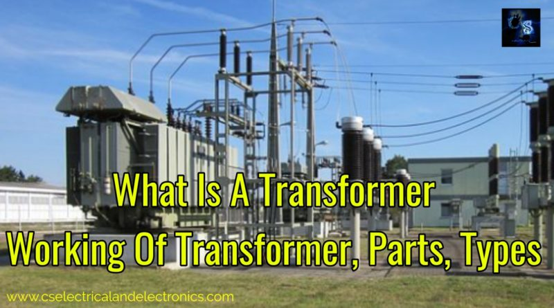 Working of transformer