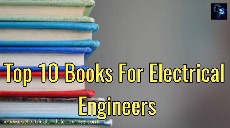 top 10 books for electrical engineers