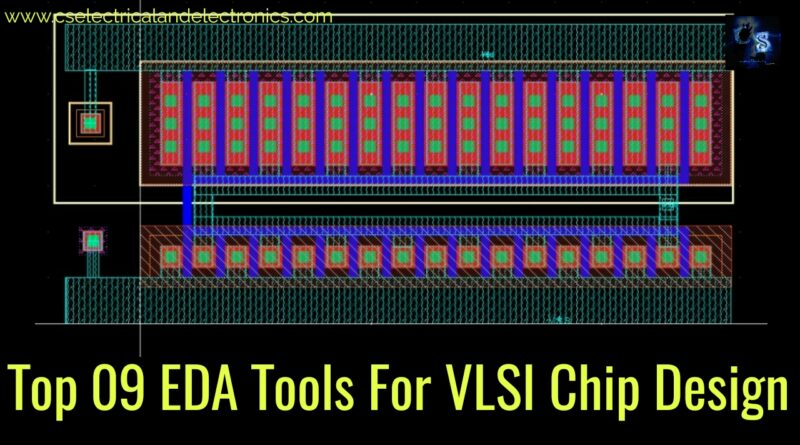 eda tools for vlsi chip design