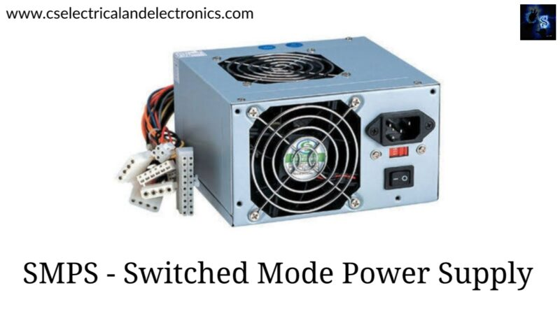 SMPS-Switched-Mode-Power-Supply